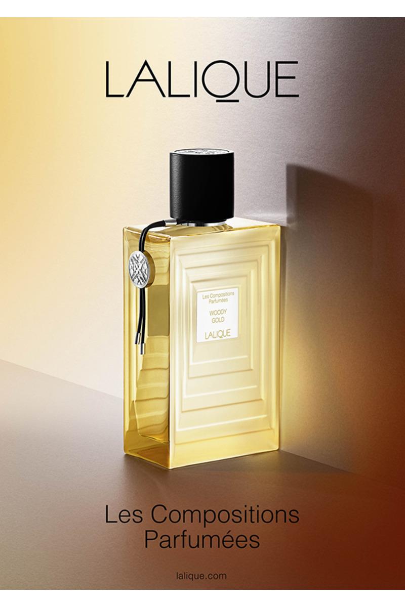 Nước hoa Les Compositions Perfumées Woody Gold EDP 100ml 5