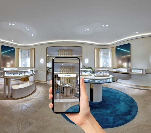 Salon Piaget trực tuyến - Trải nghiệm khám phá chân thực ngay trên thiết bị cá nhân 1