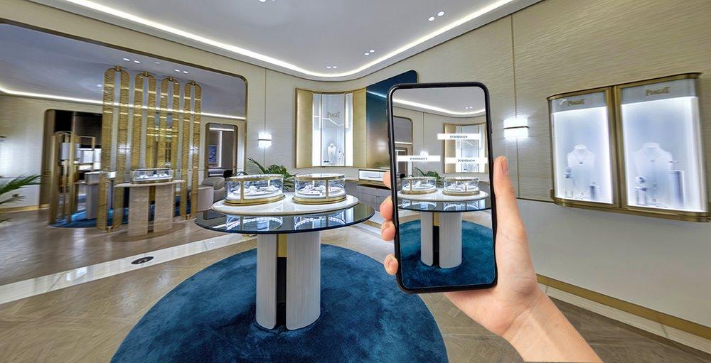 Salon Piaget trực tuyến - Trải nghiệm khám phá chân thực ngay trên thiết bị cá nhân 5